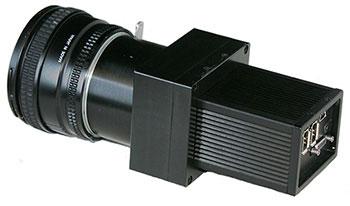 Breitband kameraunterstützung